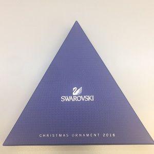 Swarovski 2016 annual ornament
